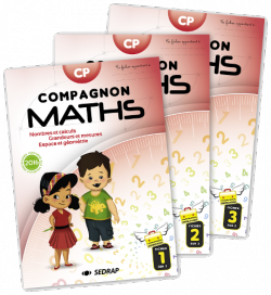 Fichiers Compagnon Maths CP
