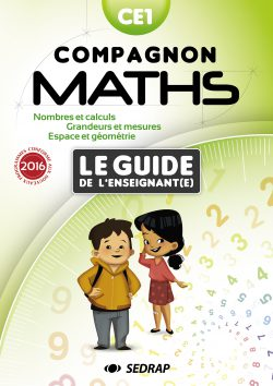 Guide Compagnon Maths CE1