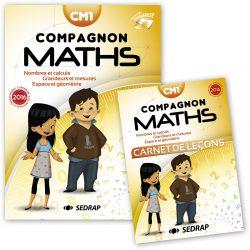 Manuel Compagnon Maths CM1