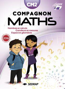 Compagnon Maths manuel CM2